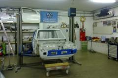 Golf 1 Rally